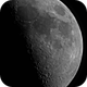 Moon evening June 9th,                                Russell Valentine