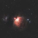 M42 via RASA 8,                                Eric Watson
