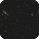 Deer Lick Group & Stephan's Quintett + NGC 7343,                                pete_xl