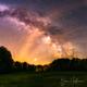 Swabian Milky Way,                                Björn Hoffmann