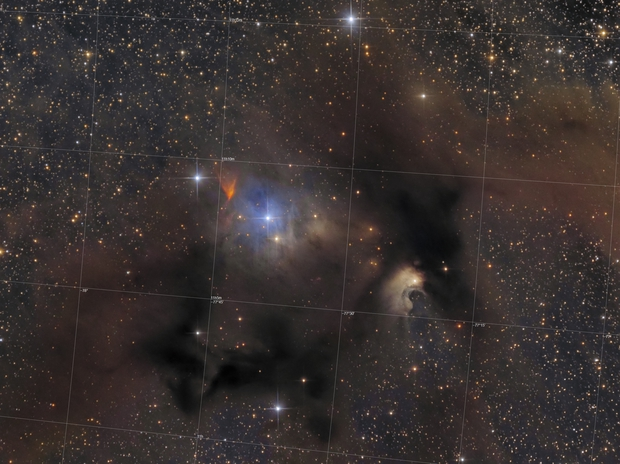 in the Chamaeleon I molecular cloud,                                tommy_nawratil