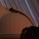 McDonald Observatory Star Trails,                                Anderson Thrasher