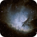 Pacman  Nebula  - NGC281,                                Kristof Dierick