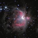 M42 Orion nebula (Crop),                                Olaf Fritsche