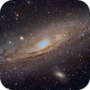 M31 The Great Andromeda Galaxy,                                Peter Sigouin