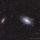 M81-M82,                                Xplode