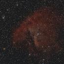 Pacman Nebula NGC 281,                                Mareko