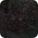 NGC 129 - wide field,                                AC1000