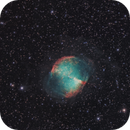 Messier 27 - The Dubmbell Nebula,                                John Michael Bellisario