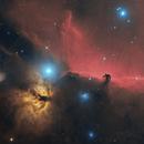 IC434, B33 Horsehead Nebula,                                Andrea Pistocchin...