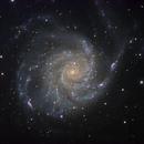 M101,                                Colin McGill