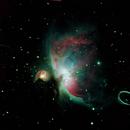 Orion nebula 2,                                Jeffery Vahrenkamp