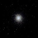 Hercules Globular Cluster (M13),                                Dylan Woodbrey