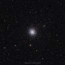Messier 13 - Great Globular Cluster in Hercules,                                Henrique Silva