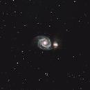 M51 (Whirlpool Galaxy),                                Gerould Kern