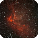 NGC7380. The Wizard Nebula.,                                Sergei Sankov