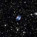M27 - Dumbell Nebula,                                Dave
