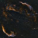 The Veil Nebula,                                Earl Hebert