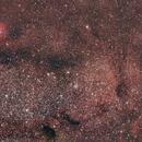 M 24 y alrededores,                                Cosmonauta