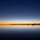 Sunset at Lake Ontario,                                Fritz