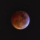 Moon eclipse,                                Mikael De Ketelaere