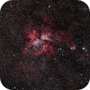 NGC 3372 - EF200mm,                                Rodney Watters