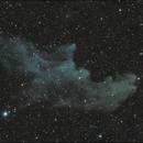 NGC 1909 - Witch Head Nebula,                                Austin