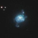 Turtles in the Dark - NGC 6210,                                Stefan