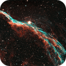 The Veil Nebula - NGC - 6960 - The Witches Broom,                                Dale Penkala