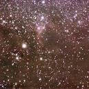 Cave Nebula,                                Kyle Goodwin