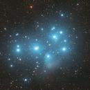 M45 The Pleiades,                                Stephen Kirk