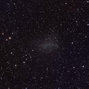 NGC 6822 - Barnard's Galaxy,                                Michael J. Mangieri