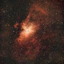 Eagle Nebula,                                myphotography.astro