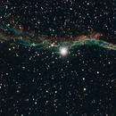 "NGC  6960, the Western Veil Nebula, the ""Witch's Broom"".,                                nhw512"