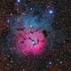 M20, Trifid Nebula,                                Scott M. Stirling