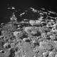 Lunar south pole,                                Brian Ritchie