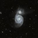 Whirlpool Galaxy M51,                                Ryan Betts