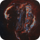 Deep into the Veil (2X Mosaic : 60 hours),                                Fredd