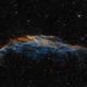 Eastern Veil Nebula,                                Fronk