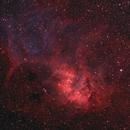 Sh2-132,                                AstroGG