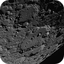 Craters Clavius and Tycho,                                Jim Lafferty