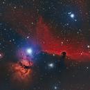 Horsehead Nebula,                                BramMeijer