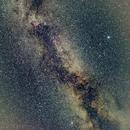 Milky way,                                Lauri Kangas
