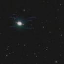 NGC 7009 - Saturn Nebula,                                starlord
