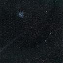 Comet Lovejoy w/ Pleiades, CA nebula,                                Dan Phillips