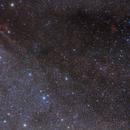 Vela SNR - Gum Nebula Region, a Widefield,                                Gabriel R. Santos (grsotnas)