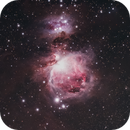 Orion Nebula,                                Kyle Floros