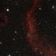 NGC 2112 an Open Cluster,  M78 a reflection nebula,  a portion of Barnard's Loop, and LDN 1622 the Boogyman Nebula,                                RonAdams