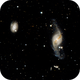 NGC 3718 Twisted Spiral, and NGC 3729,                                dkuchta5
