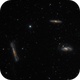 The Leo Triplet in Widefield,                                Alex Roberts
